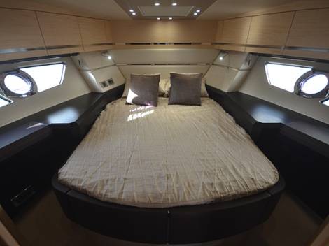 Neutral colour scheme on board ARCADIA