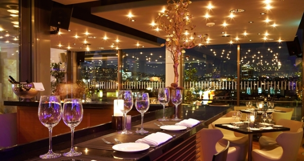 Galaxy Bar has been recently ranked as one of World's 10 Best Rooftop Bars by Premier Traveler magazine