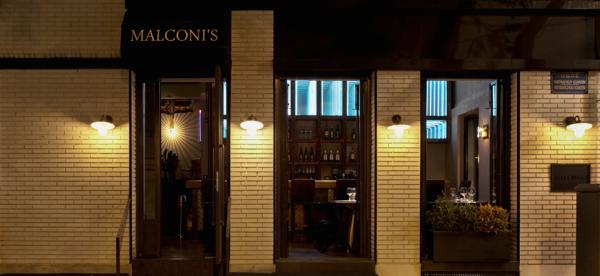 Contemporary Italian restaurant Malconi's