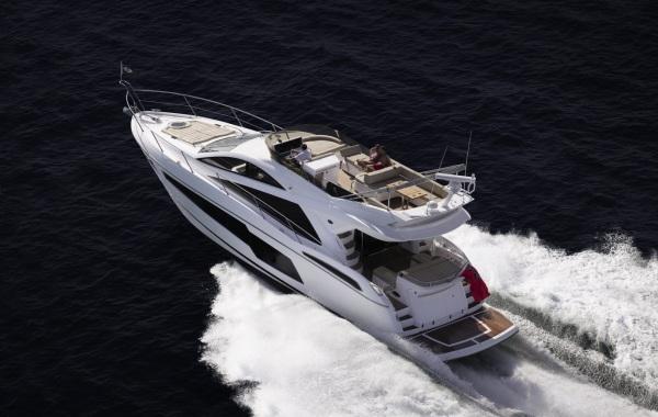Sunseeker Turkey will showcase a NEW 55 Manhattan at the CNR Avrasya Boat Show