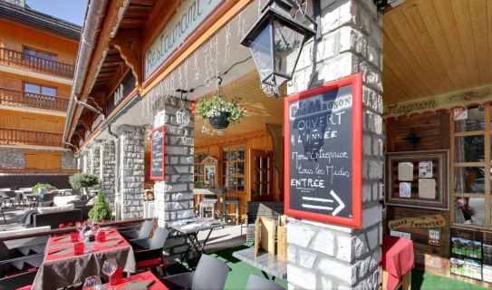 Le Cro Magnon in Meribel