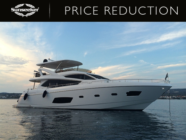 Start your boating quickly and easily on board 'ENCORE'