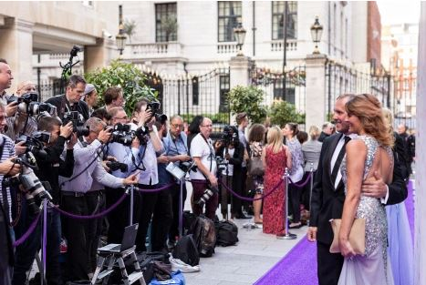 The Butterfly Ball will again be hosted at Grosvenor House Hotel, Mayfair, 22nd June 2016 (Credit Wes Webster Photography)