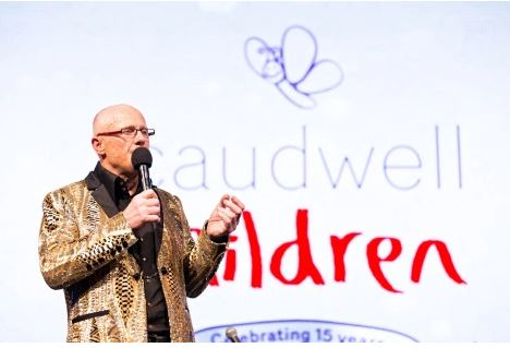 John Caudwell remains the charity's largest benefactor and sits as Chairman of the Board of Trustees (Credit Wes Webster Photography)