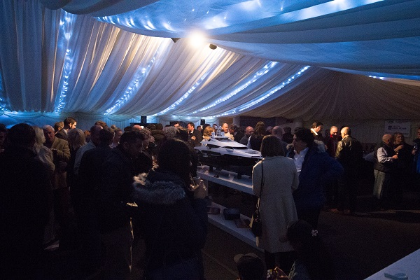 The well-visited Saturday night event showcased Sunseeker product as well as our sponsors products in the atmospherical tent at the Sunseeker Poole facilities