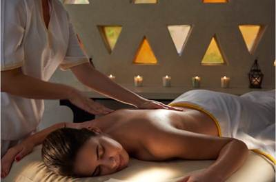 The Year of the Fire Monkey Spa Experience incorporates a number of traditional elements to stimulate the senses.