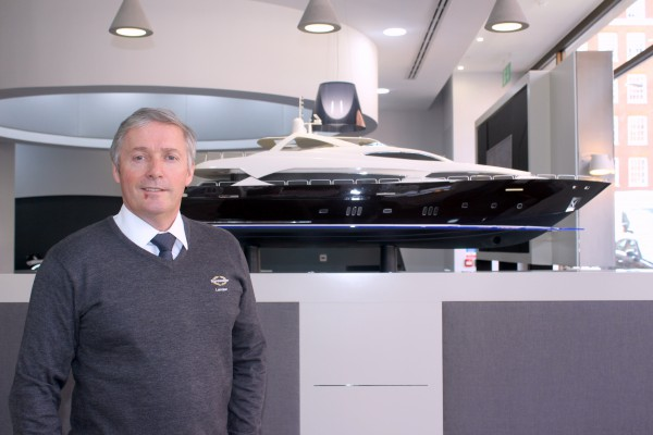 Sunseeker London Group Sales Director Christopher Head