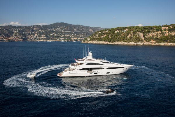 With a list of additional extras that leaves nothing to be desired, 'Thumper' is a special one-off Sunseeker which simply has to be viewed to be appreciated