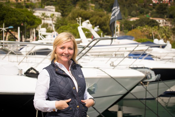 Sunseeker France Commercial Director Lindsay Hutchinson
