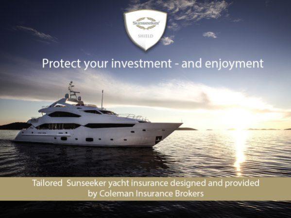 Coleman Insurance - Sunseeker Shield