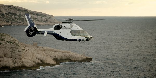 The Airbus H160 Helicopter