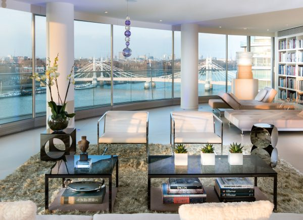 Represented by H. Barnes & Co: Albion Riverside Apartments in London