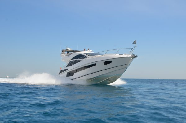 The Sunseeker 68 Sport Yacht 'FAF'