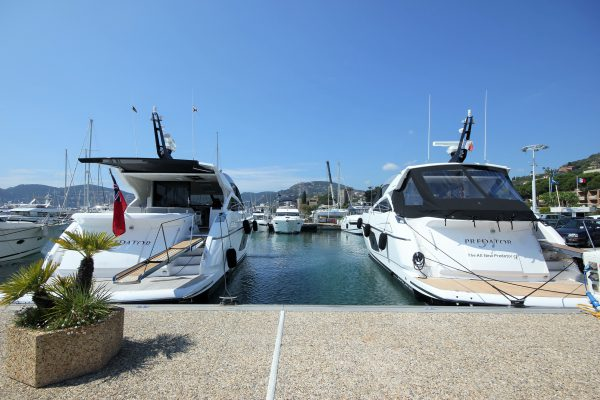 With the Sunseeker France Group market booming and with a long summer season still to come, the future is looking very bright for the group / Dans un marché en pleine effervescence, et aux prémices de l'été, la saison s'annonce prometteuse pour Sunseeker France Group.