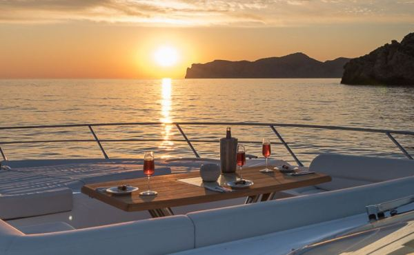 Mallorca and the Balearics offers fantastic cruising and a plethora of restaurants and bars