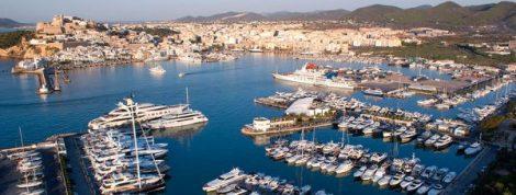 Stunning Ibiza Marina has now been awarded four Blue Stars