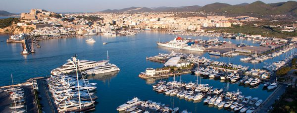 Stunning Ibiza Marina has now been awarded four Blue Stars