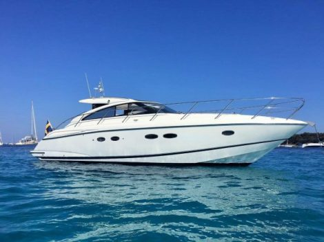 Princess V45 'BREEZE' is brilliantly maintained and now up for sale