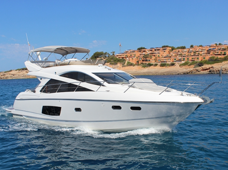 The stunning Sunseeker Manhattan 75
