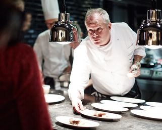Star Chef Dieter Koschina