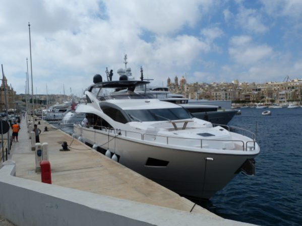 86 Yacht SAM K
