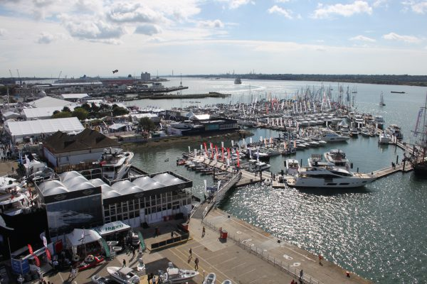Join us at Southampton Boat Show 16th - 25th September 2016