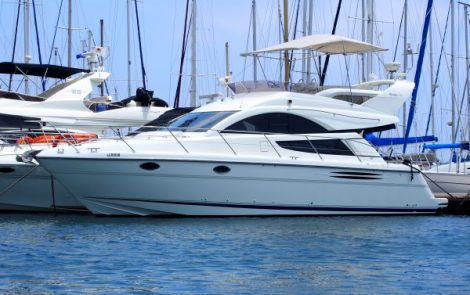 Fairline 40 'SEA FOX' is now available to buy