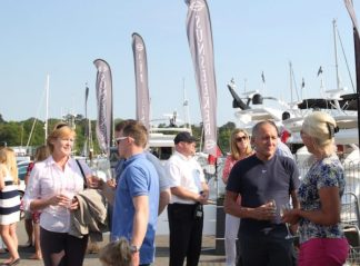 Sunseeker Southampton would like to welcome you to exhibit your boat at the Swanwick Used Boat Show 2016