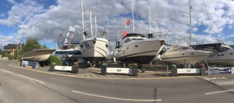 Come and visit the Premier Marina Used Boat Show running at the same time as Southampton Boat Show