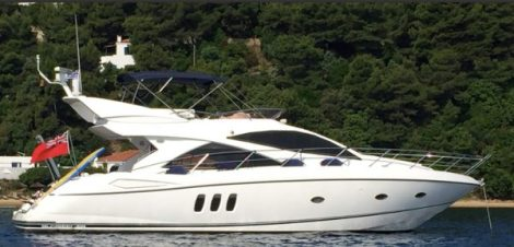 'FUNSEEKER' has been professionally maintained resulting in her being immaculate condition