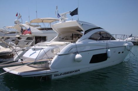 Portofino 48 is now up for sale