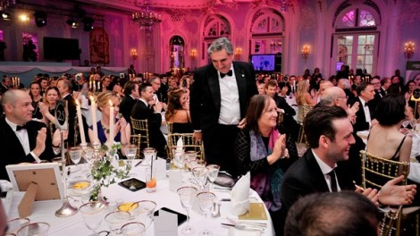 The gala ball at the Hilton Hotel, Bournemouth promises to be a magical night
