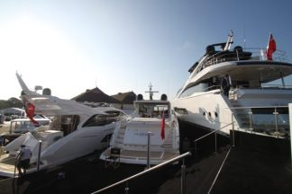 Come and view the spectacular Sunseeker Yachts at stand C080