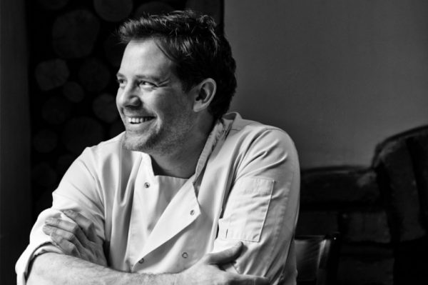 Guests will enjoy a delicious three course dinner from celebrity chef Matt Tebbutt
