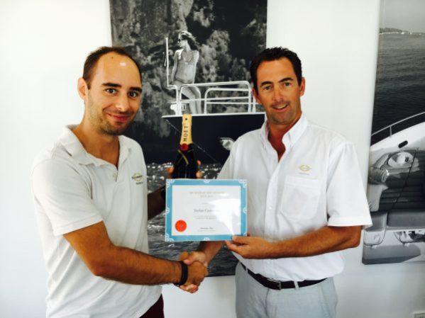 Stefan Cameron wins broker of the month