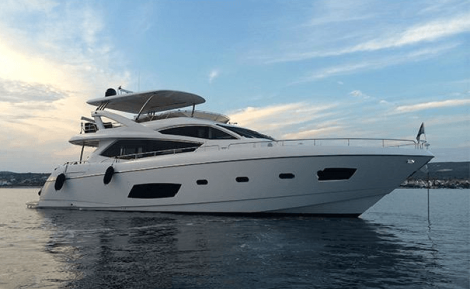 The stunning Manhattan 73 'ENCORE', is now £1,825,000 tax paid
