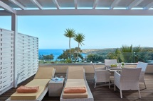 The Grecian Park Hotel is designed to provide the ultimate holiday experience in Cyprus, offering unparalleled comfort and relaxation.