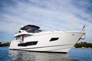 The stunning 86 Yacht