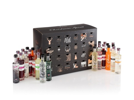 Chase's spectacular advent calendar, sure to get you in the festive spirit!