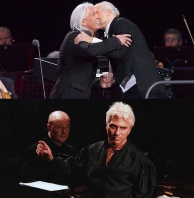 The legendary baritone Dmitri Hvorostovsky will perform at the V&A for ArtPointFoundation on the 13th November