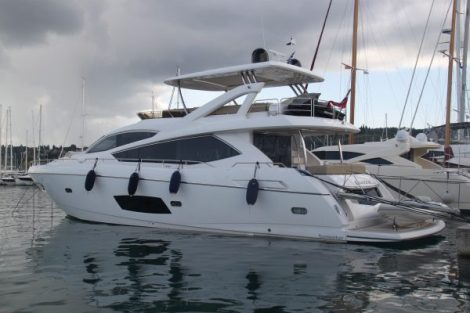 'ENCORE' is built to the highest specification and is one of the few Manhattan 73 available