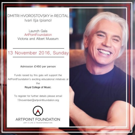 The ArtPointFoundation Gala is a night not to be missed