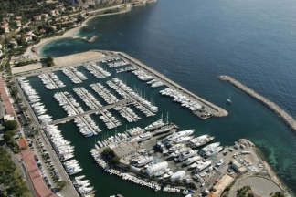 Beaulieu Marina is one of the most exclusive Marinas in the South of France