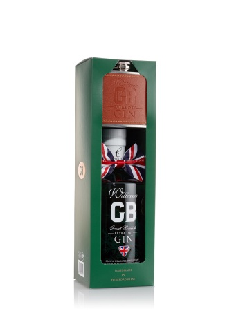 Got a friend who loves gin? Then the Chase gin hipflask is the perfect gift for them!