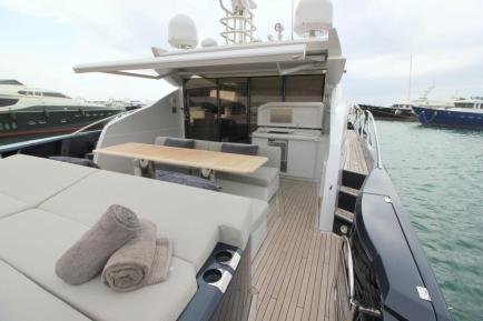 In imaculate condition 'LITTLE MARY' would make the perfct boat for a family or to entertain guests on