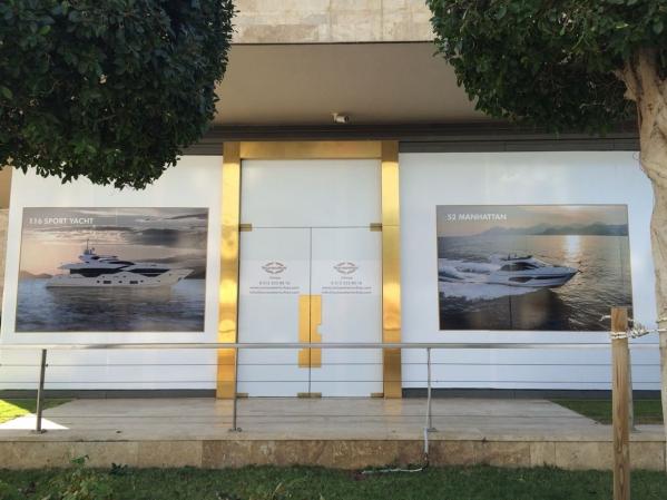 Sunseeker Turkey getting ready to open up in Bodrum in Summer 2017
