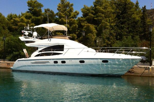 The stunning 'PRIVASEA', Princess 42 is now available from Sunseeker Hellas