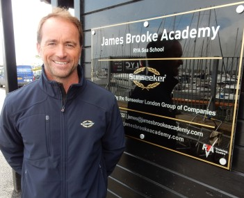 The James Brooke Academy is the official Sunseeker London Group sailing school