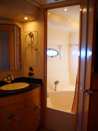 SOPHIA is well equiped with bathrooms that are designed with privacy in the forefront