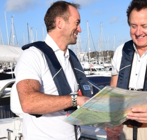 James looks forward to introducing clients to the new Sunseeker models